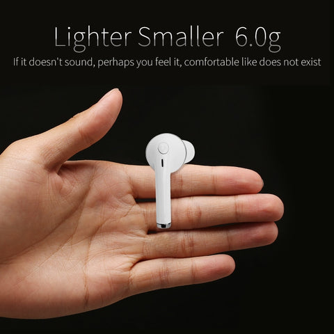 Mini Bluetooth and Wireless Ear Buds with Microphone