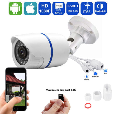 Outdoor Smart Security Surveillance Camera  350 degreeCamera - HD Home Baby/Pet Camera Two-Way Audio Motion Detection Night Vision Remote