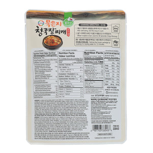 묵은지 청국장 찌개 / FERMENTED SOYBEAN PASTE (FROZEN) 500g