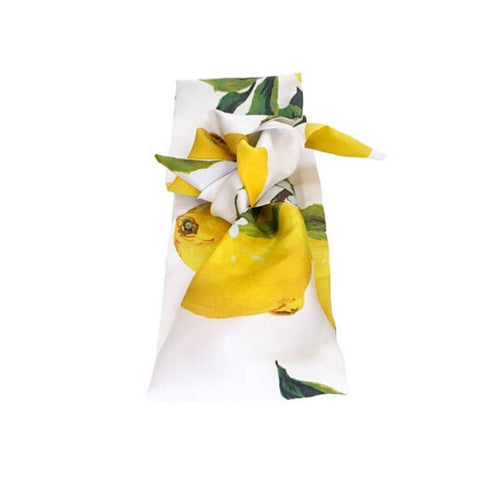 Lemonade Silk Head Scarf