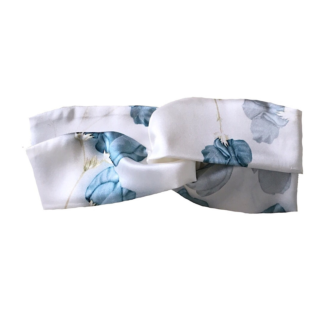 SILK TWIST HEADBAND 'GRACE'