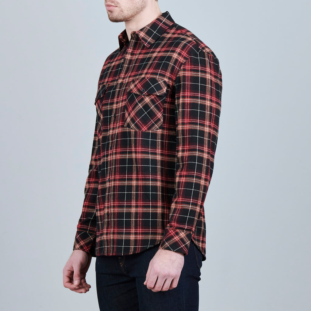 CODY PLAID FLANNEL