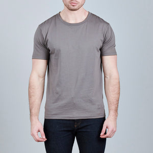 CRWTH VINTAGE T-SHIRT LIGHT GREY