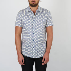 V-Twin Engine Short Sleeve Shirt
