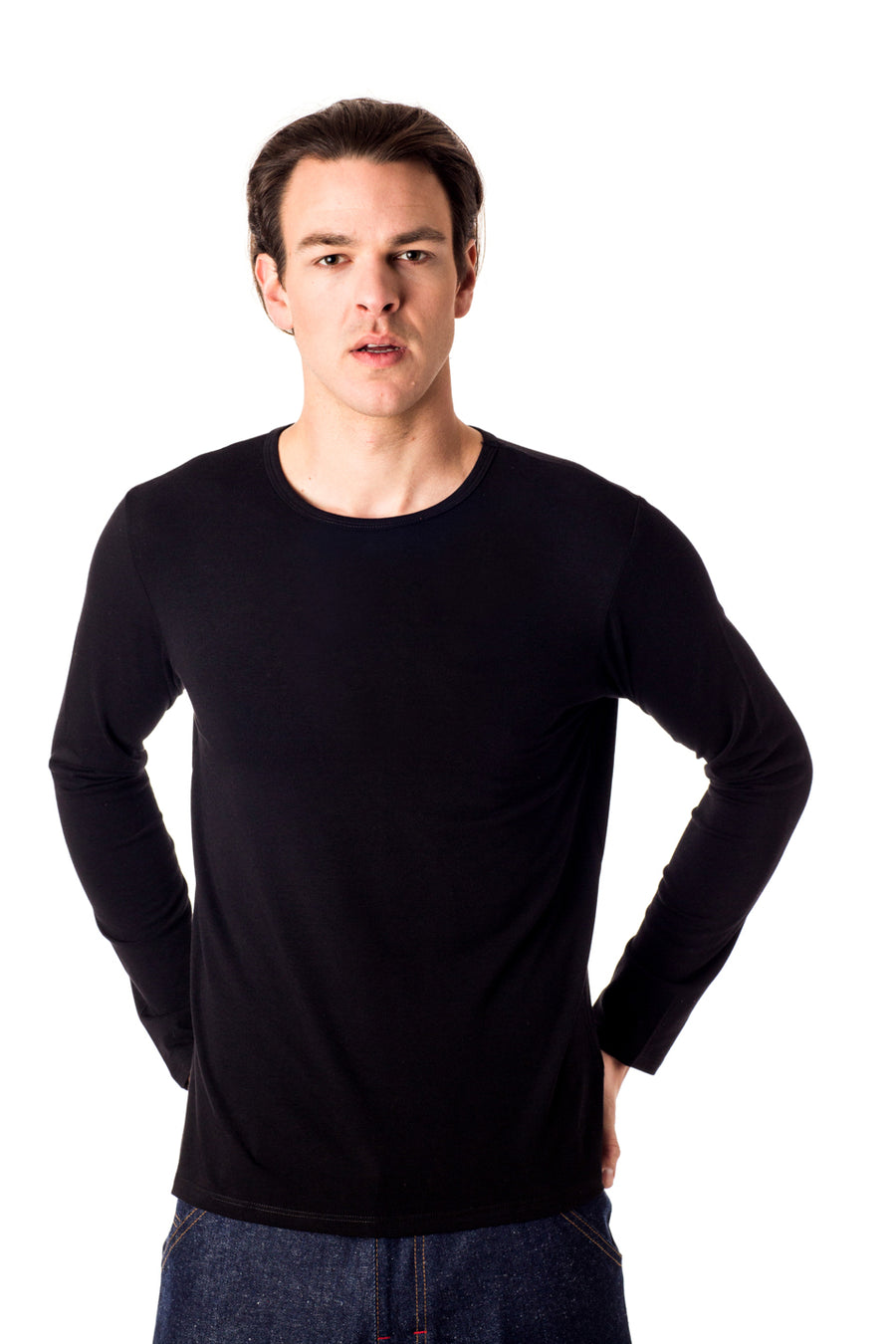 H&C Long Sleeve Men's T-Shirt