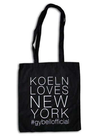 GY'BAG – KOELN LOVES NEW YORK
