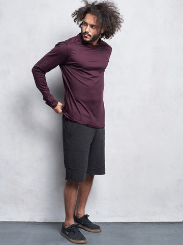 GY´BELL Longsleeve Shift bordeaux