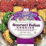 NEW !!!  Gourmet Italian Raspberry Filled / Hand dipped in Chocolate with sprinkles
