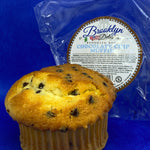 Muffin -   Chocolate Chip -  5 oz- now in 12 packs & 6 packs