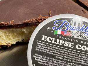 Eclipse Cookie -. --------------------------  ( chocolate cookie )