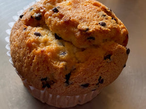 Muffin -   Chocolate Chip -  5oz- Only $1 .25 each