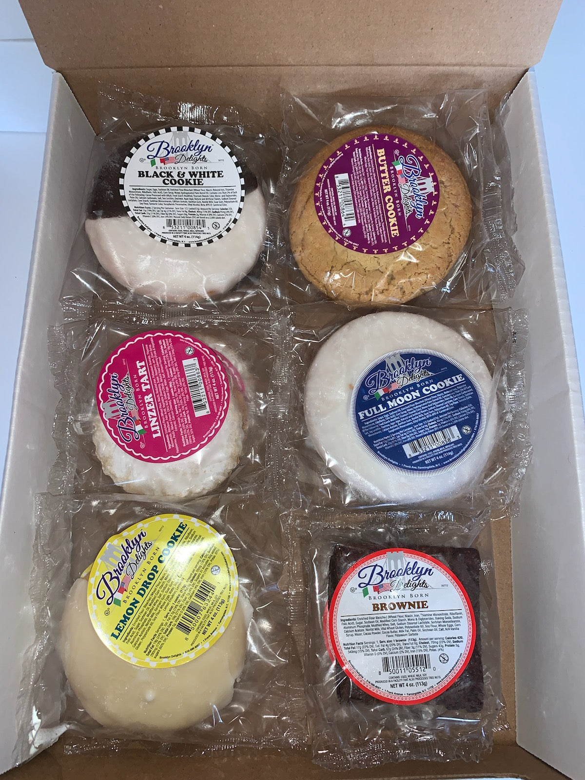 NEW !!  Multi Pack Cookies - -----FREE SHIPPING INCLUDED on this order !!!!!!!!