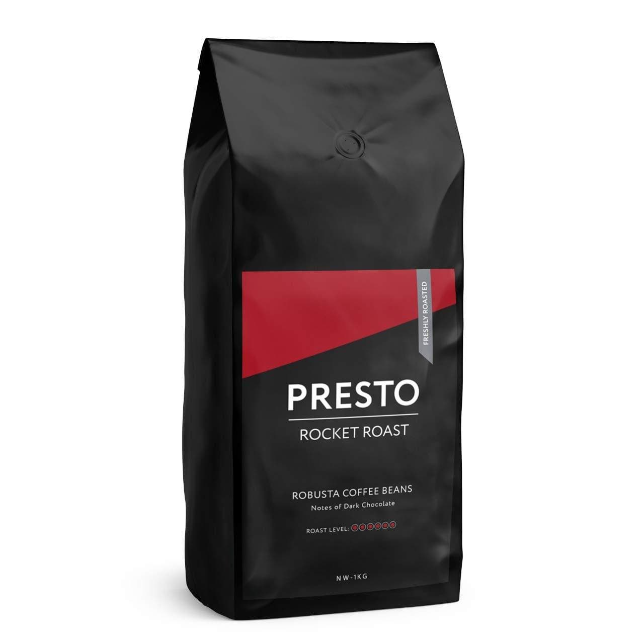 House Death Wish Blend - Beans 1KG-PRESTO COFFEE