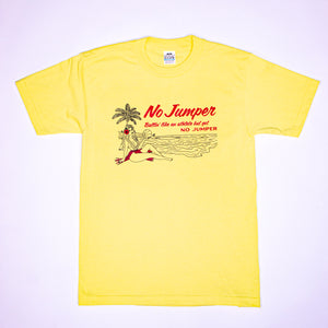 HAWAII TEE - YELLOW
