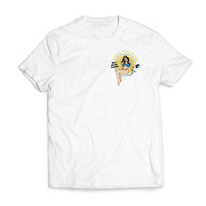 LTP GOOD DAY TEE - WHITE