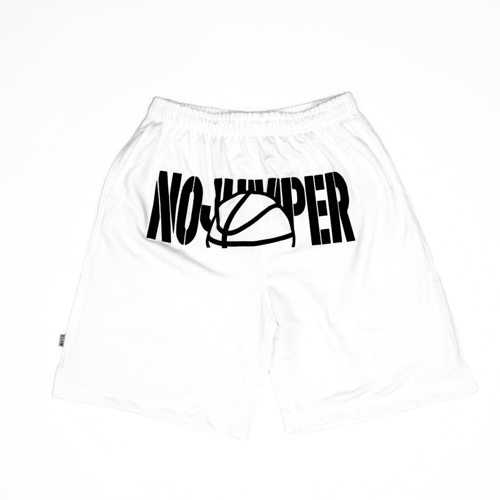 GENERAL ISSUE SHORTS - WHITE