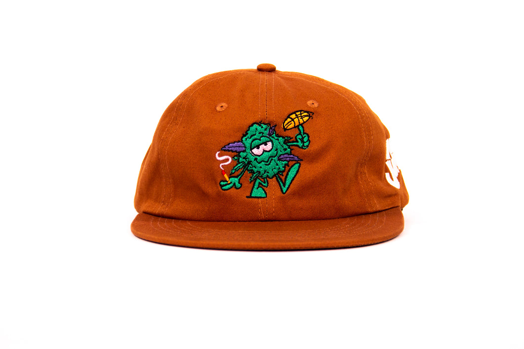 WEEDMAN HAT - BLOOD ORANGE