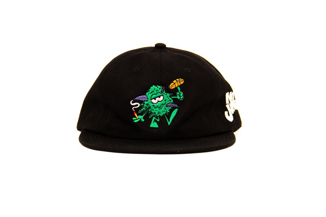 WEEDMAN HAT -BLACK