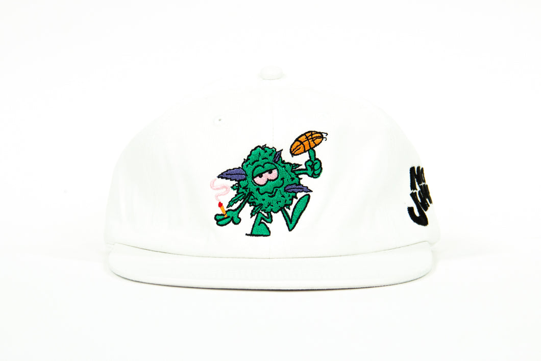 WEEDMAN HAT - WHITE