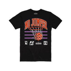 NO JUMPER SWISH T-SHIRT - BLACK