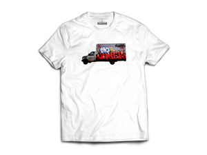 TOY TRUCK TEE - WHITE