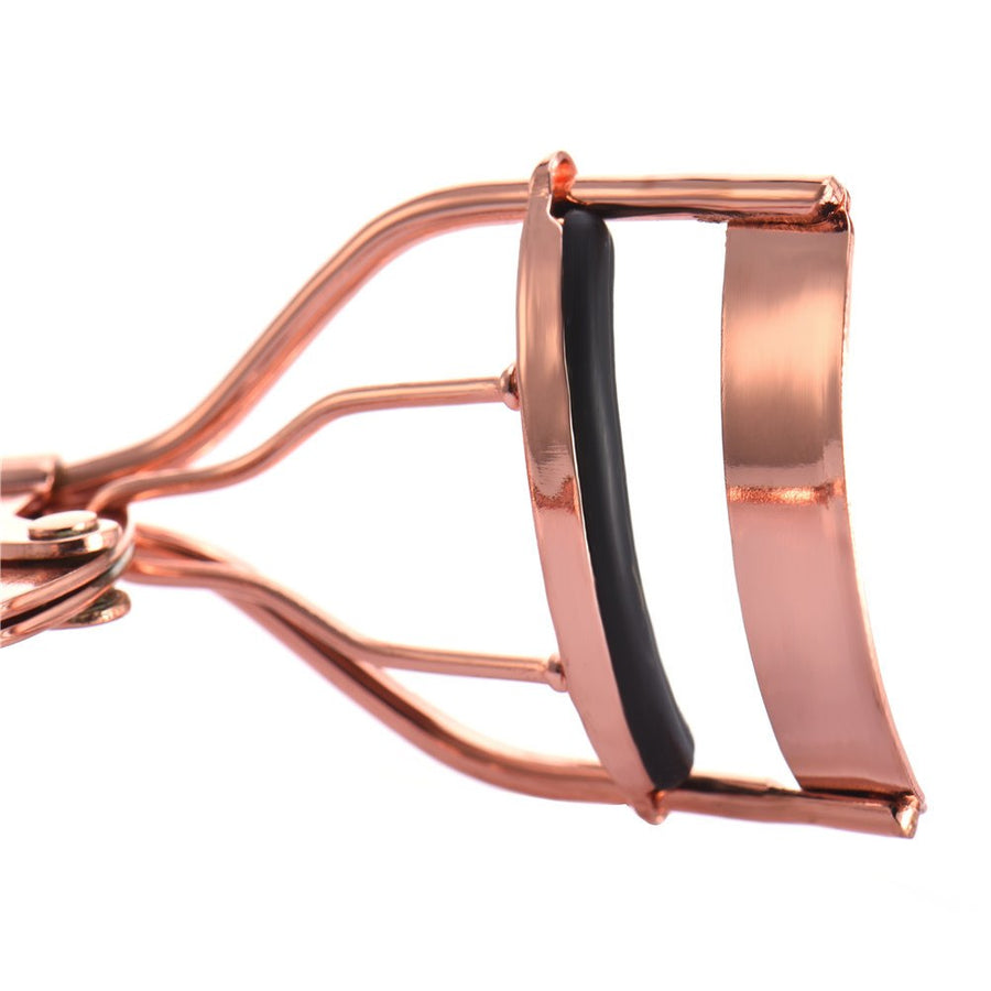 Rose Gold Eyelash Curlers