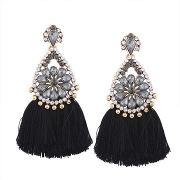 Elegant Bohemian Fringe Earrings