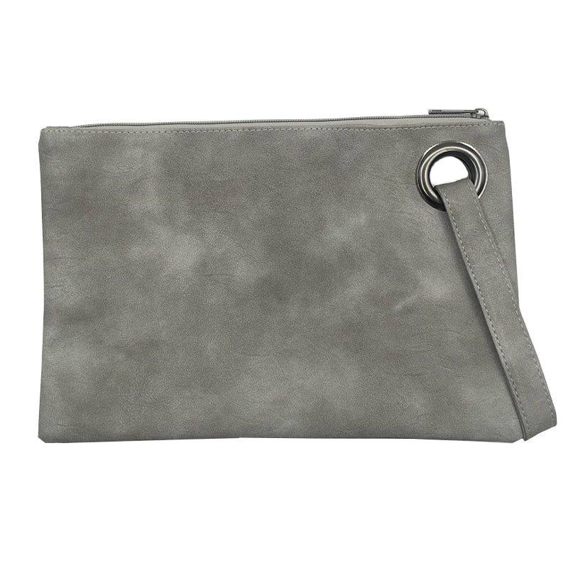 The Big Minimalist Wristlet
