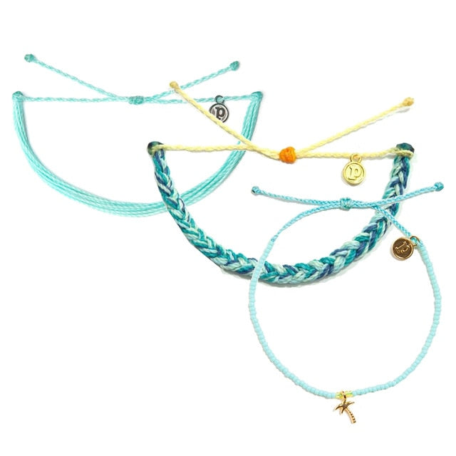 Boho Beach Surf Bracelets Sets