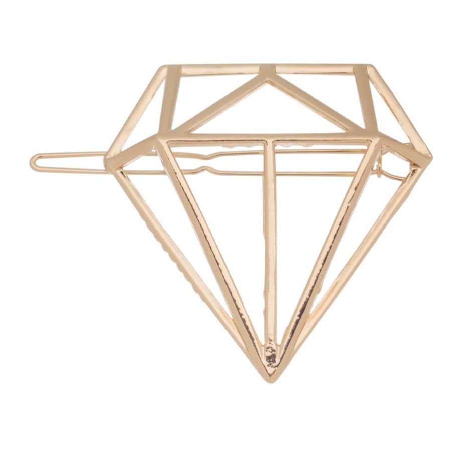 2 Pack Diamond Hairpins