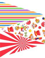 Circus Party Banner