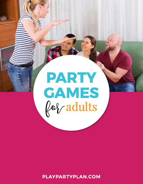 Party Games for Adults ebook