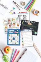 Back to School Bundle (70 pages!)