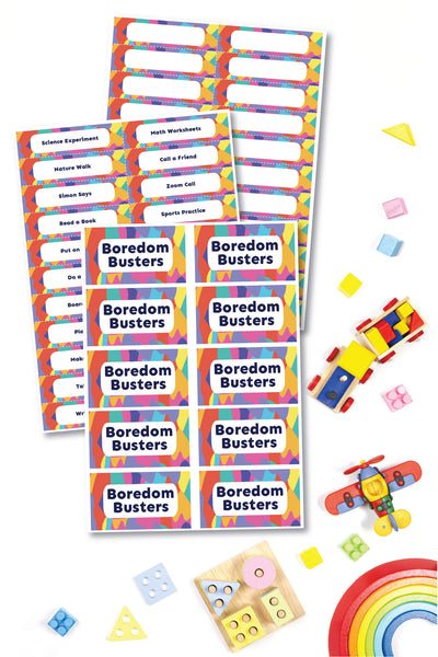 Boredom Buster Cards