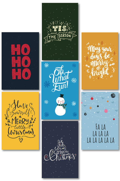 Christmas Wall Art (10 designs)