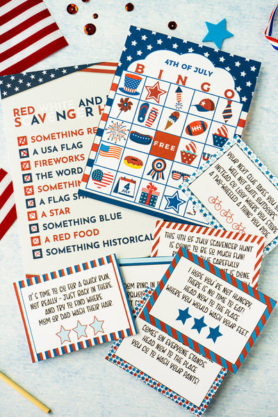 4th of July Party Bundle