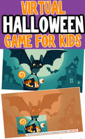 Halloween Ghoulish Recall Game