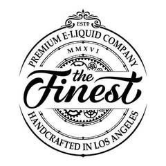 THE FINEST 120 ML ML SOUR RANGE