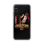 Raptors Champions iPhone Case