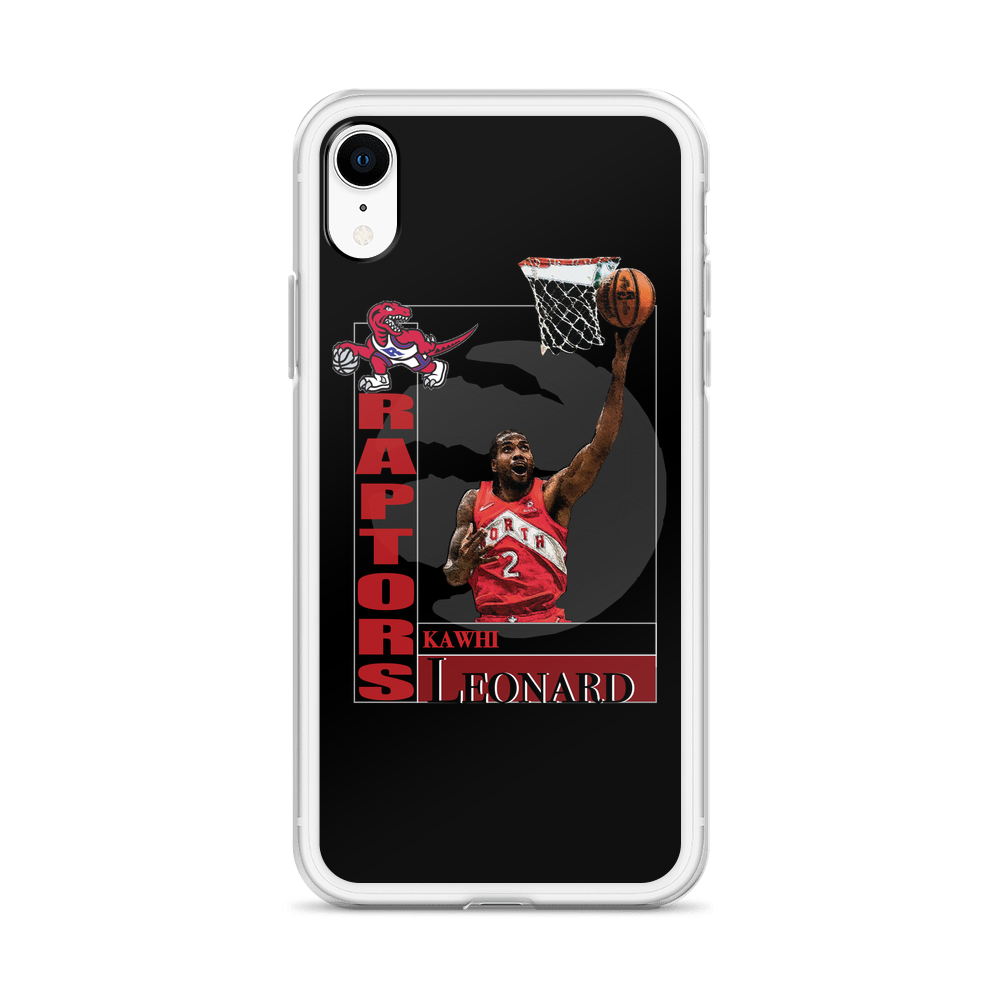 Kawhi Leonard iPhone Case