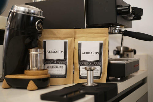 AE Coffee (Brazil x Indonesian Blend)