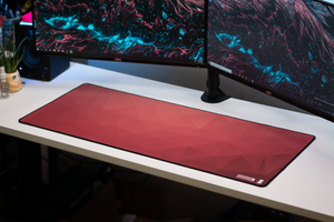 Fire Desk Mat from The Board