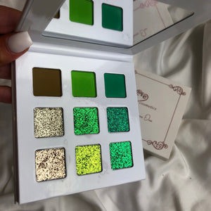 The Green One Palette