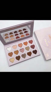 Hearts Of Nude Palette