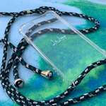 LeiLoop crossbody phone case necklace