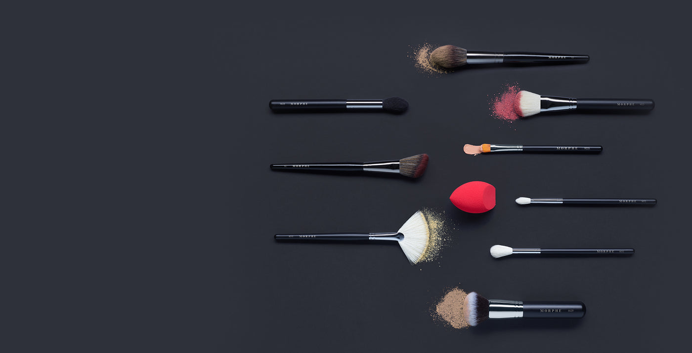 Babe Faves 10-piece Face Brush Collection