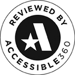 Reviewed by Accessibile 360