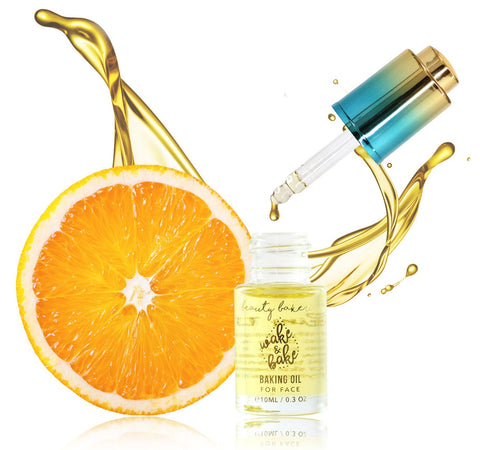 WAKE & BAKE HYDRATING FACE OIL