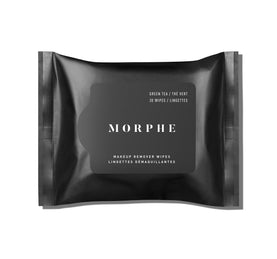 GREEN TEA - MORPHE MAKEUP REMOVING WIPES