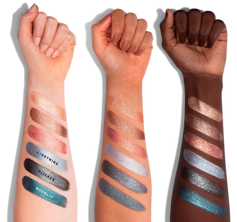 MIDNIGHT HEAT METALLIC EYESHADOW TRIO